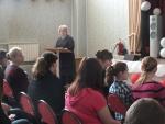 В Туринском техникуме - информационный час «Время делать выбор!»