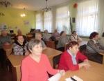 На заседании клуба «Факел» о  новом в избирательном законодательстве и выборах депутатов 18 сентября 2016 года