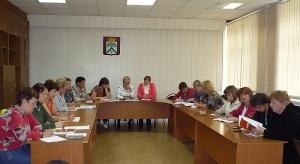 20-21 апреля состоялись обучающие семинары для членов участковых избирательных комиссий.
