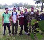 Команда «молодежки» – призер туристического слета работающей молодежи Туринского городского округа «Веселый турист»-2015