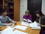 Кандидаты в депутаты Молодежного парламента зарегистрированы Туринской окружной молодежной избирательной комиссией