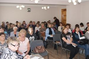 8 сентября 2016 года состоялся обучающий семинар для председателей и секретарей участковых избирательных комиссий
