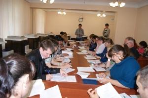 Обучение операторов КОИБ - 2010