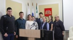 Первое заседание нового состава Туринской районной молодежной избирательной комиссии