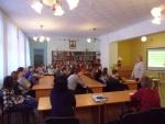 Старшеклассникам - о выборах Губернатора Свердловской области и депутатов Думы ТГО