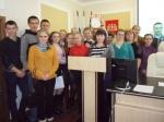 Правовая игра «Выборы от А до Я» и встреча с депутатом Думы на дне открытых дверей Туринской ТИК