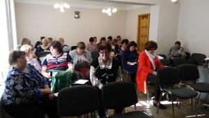 19 июля 2017 года состоялся обучающий семинар для председателей и секретарей УИК