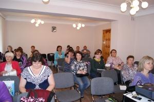 23 августа состоялся практический семинар для председателей и секретарей УИК