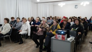 16 января 2018 года состоялся практический семинар для председателей и секретарей УИК