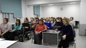 Обучение председателей и секретарей УИК