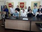 Молодые избиратели встретились с депутатами Думы Туринского городского округа
