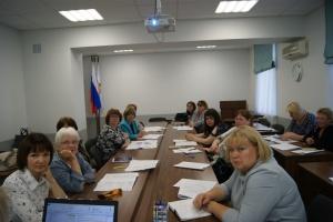 В Полевском продолжается обучение организаторов выборов