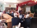 Ветеранам Туринского района рассказали о новациях в избирательном законодательстве