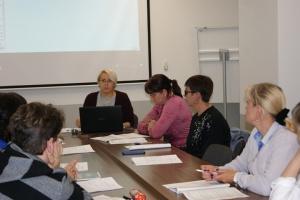 Обучение организаторов выборов в Полевском продолжается