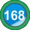 Свердловский округ № 168